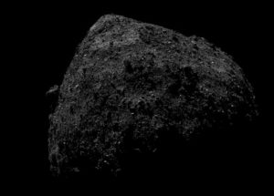 NASA OSIRIS-REx Released Up Close Image of Asteroid Bennu