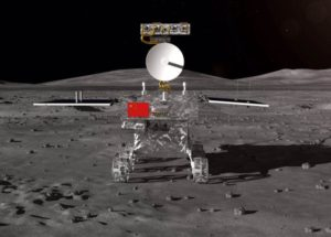 China's Chang'e 4 Entered Sleep Mode On The Dark Side Of The Moon For The Lunar Night