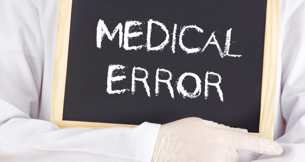 Common Types Of Medical Errors That Are Causing Harm