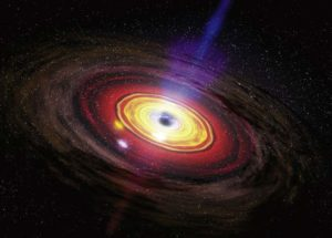 Supermassive Black Hole In The Milky Way Made A Star Go Rogue