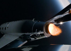 Virgin Galactic To Be The First To Plunge Into Space Tourism