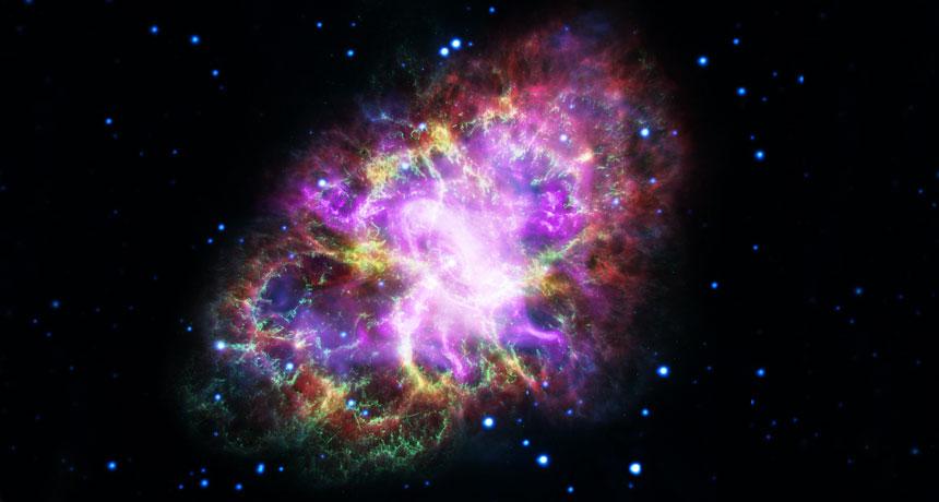 The Crab Nebula Releases Unprecedented Amounts of Energy