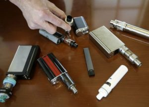 Vaping Produces a Mystery Lung Illness