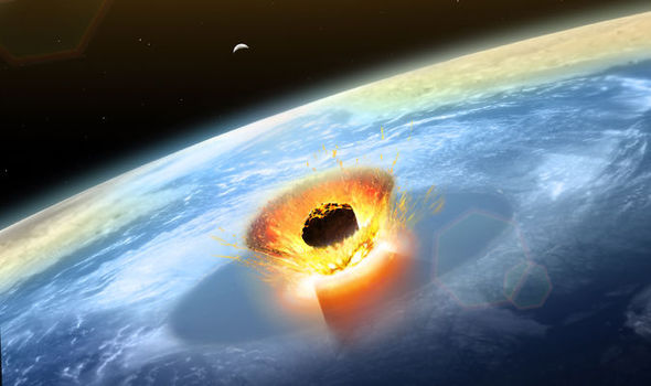 Ancient Asteroid Impact Crater Found In The United States
