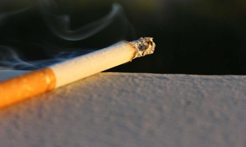 Former Smokers Are More Inclined to Depression, Cannabis Use, and Drinking Alcohol
