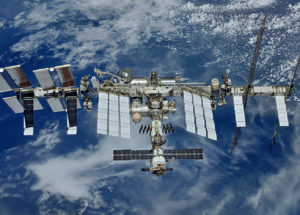 The International Space Station Moves Tremendously Fast Through Space, and a New Photo Proves It