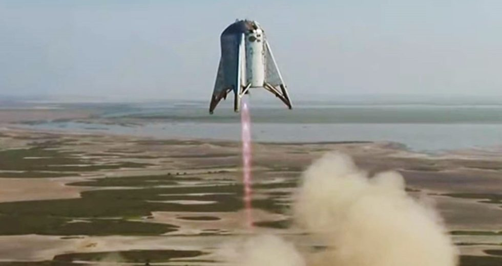 SpaceX Starhopper Test Flight Aborted Seconds Before Launch