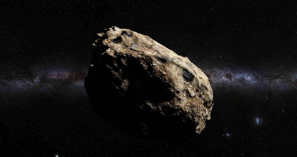 Massive Asteroid To Whizz By Earth Today, But There's No Danger Of Impact
