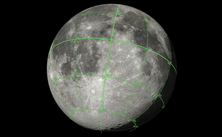 NASA to Release a Very Detailed 3D Map of the Moon