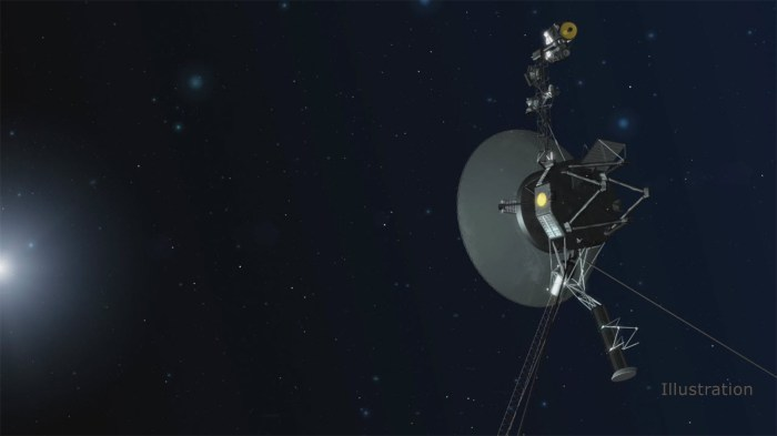 Voyager 2 and Its Interstellar Space Mission Brings Intriguing Information
