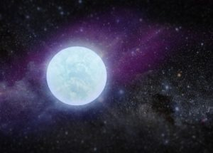 This Dwarf Star Possesses Elements for All Times