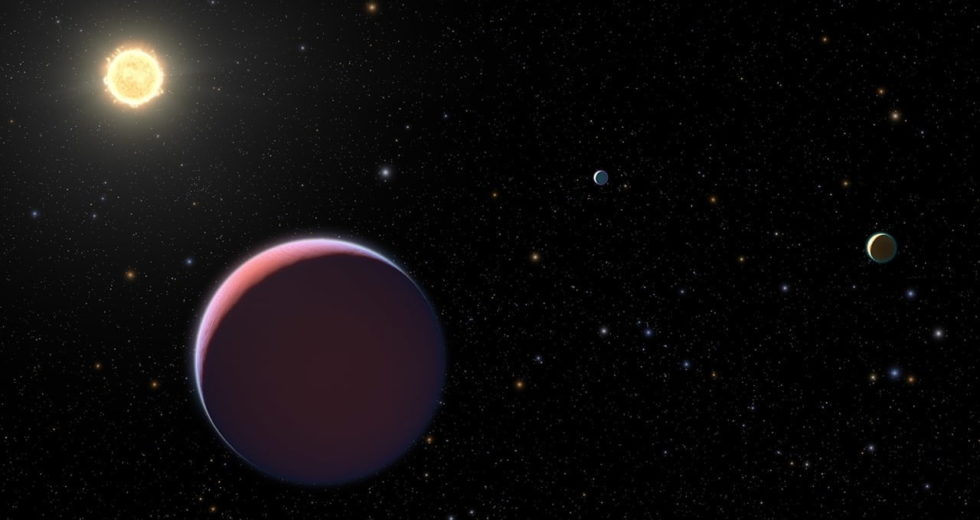NASA Spotted a New Type of Planet That Might Change Our View on the Universe