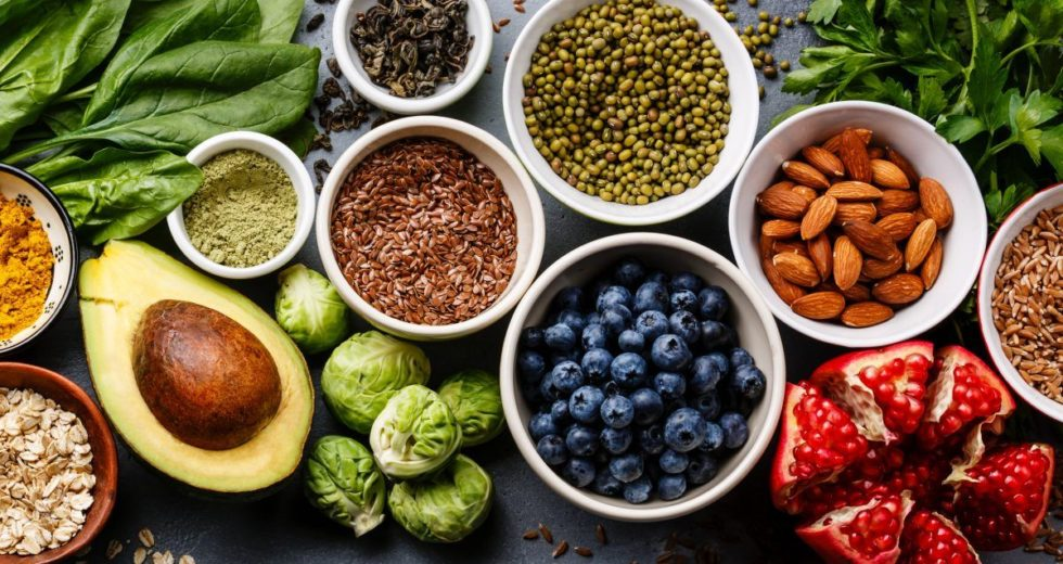 Nine Superfoods That Help You Get a Healthy Hair