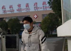 First International Wuhan Pneumonia Case Has Been Recorded