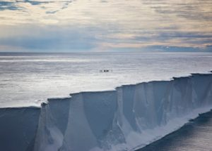 Unknown Life Forms Were Found Within an Antarctic Ice Shelf