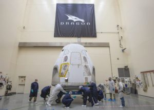 SpaceX Aborted The Crew Dragon Parachute Test Due To An Issue