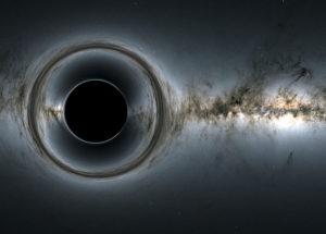 Mind-Boggling Theory: Did Dark Matter Create the First Black Holes?