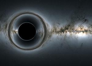 Three Orbiting Black Holes Break a Significant Physics Theory
