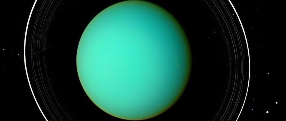 Uranus Is Leaking Gas Into Space, As Per New Research On Voyager 2 Data