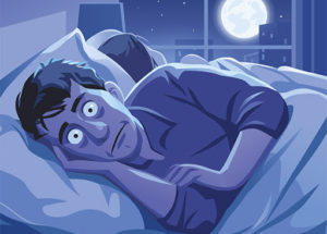 Top 5 Common Causes Of Insomnia