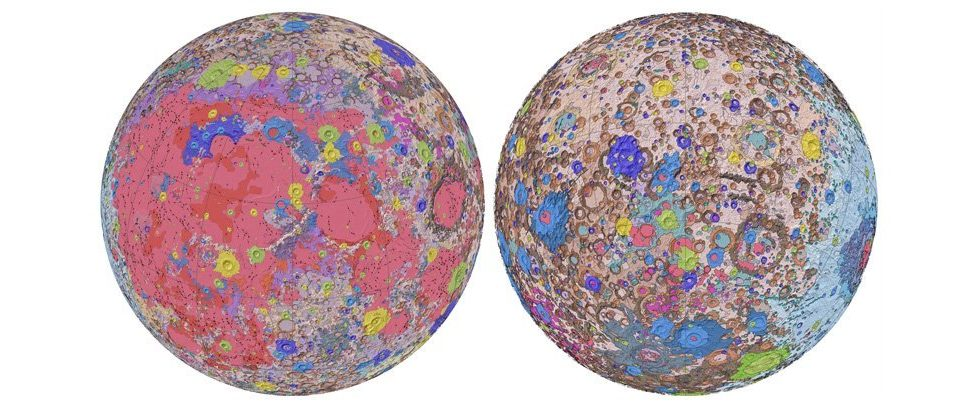 NASA Released The Most Accurate Lunar Map Online