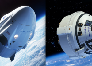 NASA and Roscosmos Partners for A Brighter American Future in the Outer Space