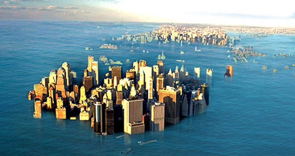 Sea-Levels Could Rise Up To 4 Feet, Experts Warn