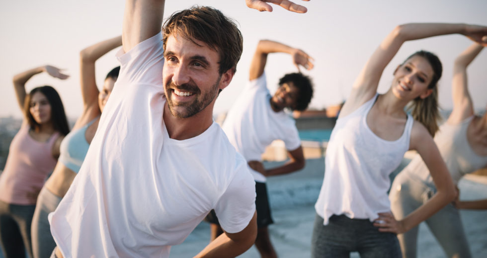 Exercising Alone Helps Muscles Fight Chronic Inflammation