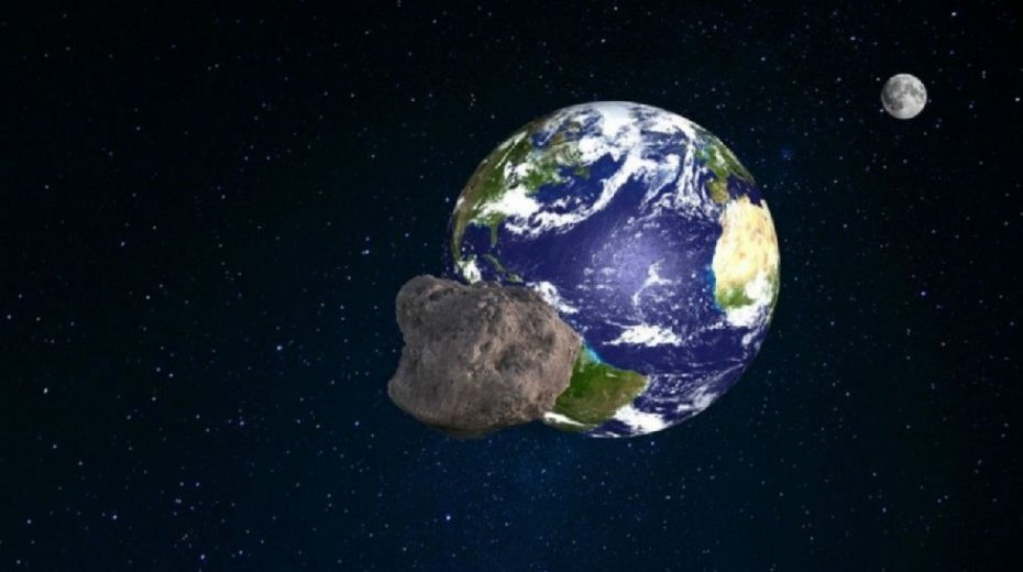 Enormous Asteroid Comes Dangerously Close to Earth