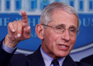 Dr. Anthony Fauci Releases Unexpected Prediction for How Long Americans Will Be Wearing Facemasks