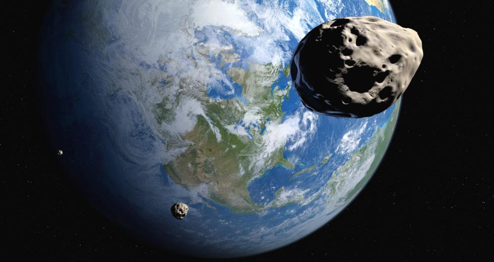 NASA Prepares to Launch Spacecraft for Pushing Away Dangerous Asteroids