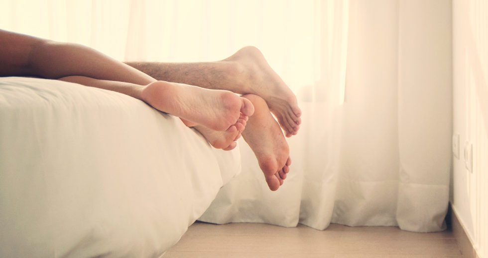 Eight Ways to Improve Your Sex Life, Starting Today