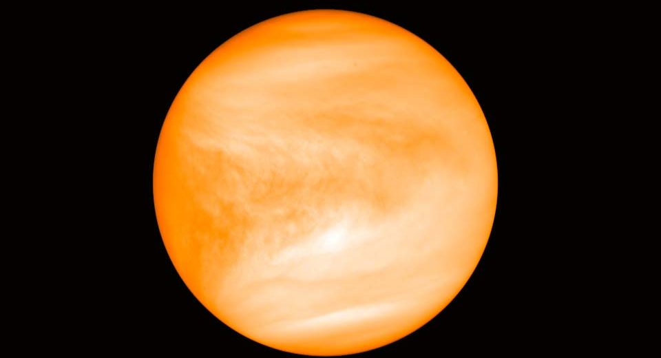 """Scientists Are Searching For Life On Venus As It Was Labeled """"Hothouse"""""""