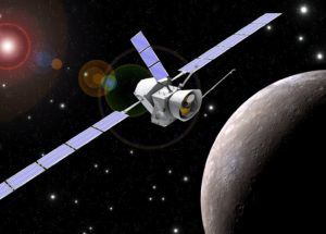 Spacecraft BepiColombo To Hunt For Life After Passing Venus