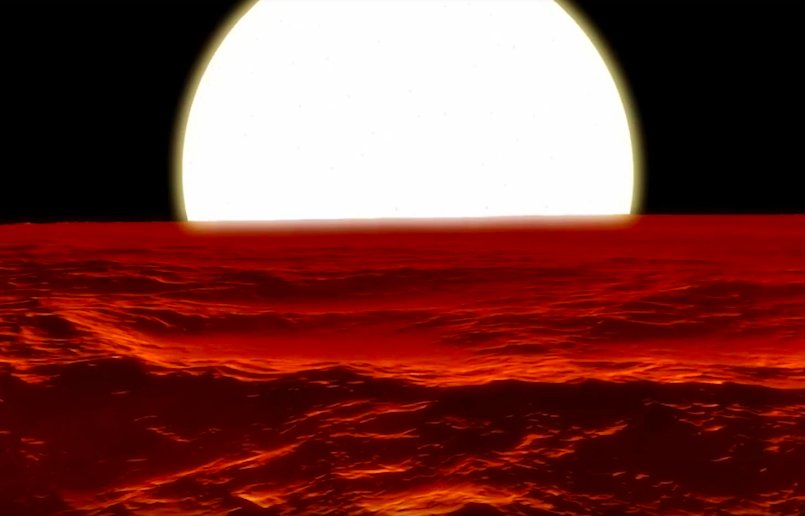 Jaw-Dropping Lava World: Strange Planet Could Have Supersonic Winds And Rocks Glaciers