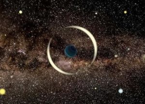 Earth-Sized Rogue Planet Found by Astronomers