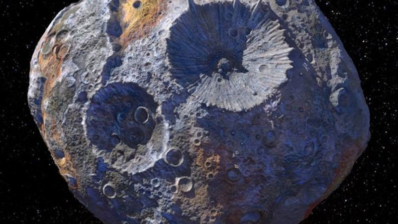 This Asteroid Values More Than The Earth's Entire Economy