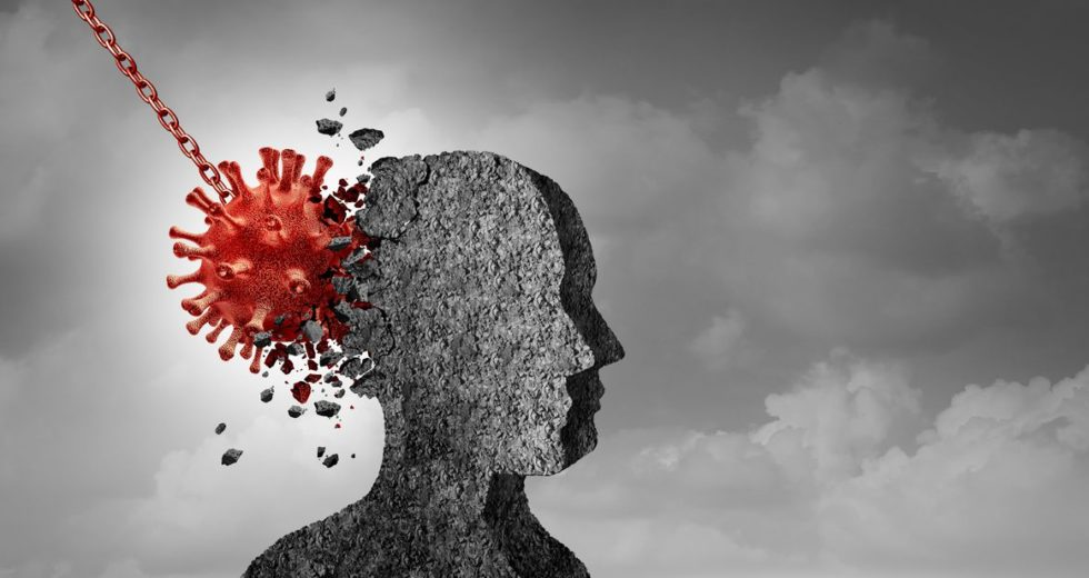 Covid-19 Patients Develop New Mental Illness, Study Shows