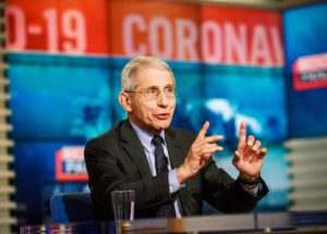 Dr. Fauci Confirms That the UK Strain for COVID-19 Could Be More Lethal