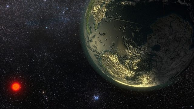 Astronomers Likely Discovered The Birth Of An Exoplanet!