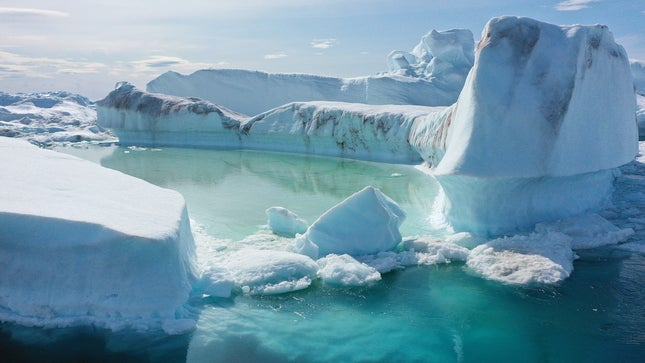 Study Shows That Global Ice Loss Speeds Up Alarmantly