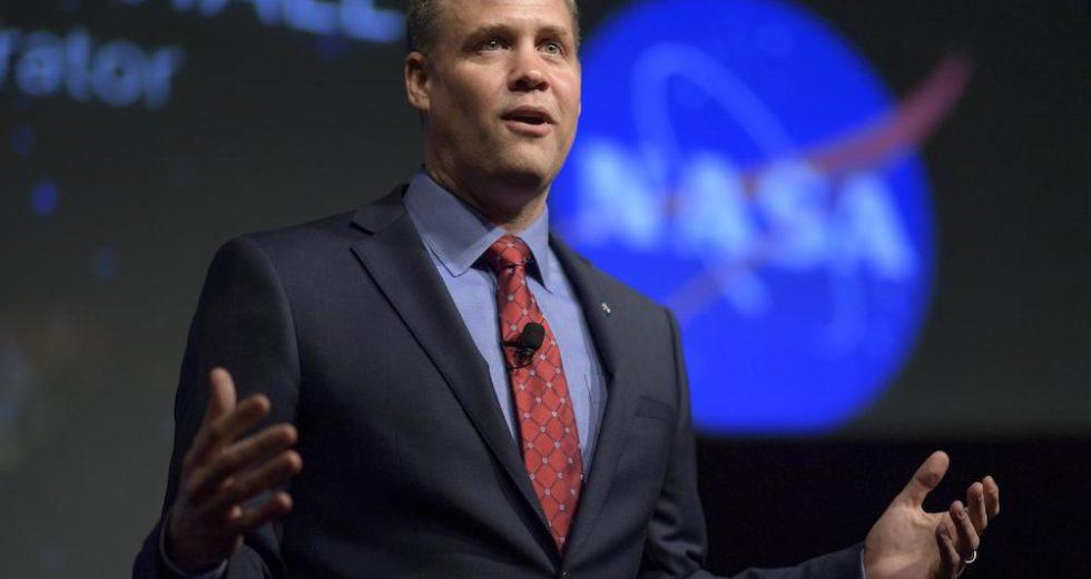 NASA Administrator Jim Bridenstine Says Goodbye via Emotional Video