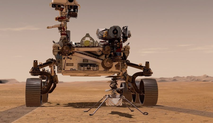 A Hidden Message From NASA's Mars Rover Will Ignite Our Imagination