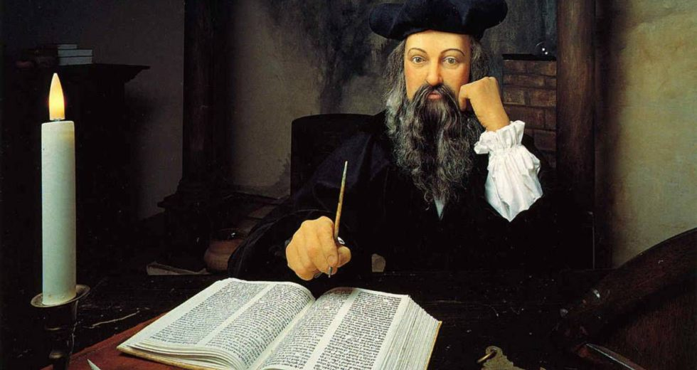 Nostradamus' Apocalyptic Predictions for 2021: The Downfall of the USA and the World Because of a 'Feeble Man'?