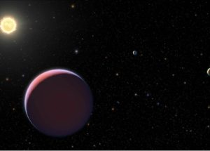 Astronomers Found A Trio Of New Planets Orbiting A Young Sun In A River Of Stars