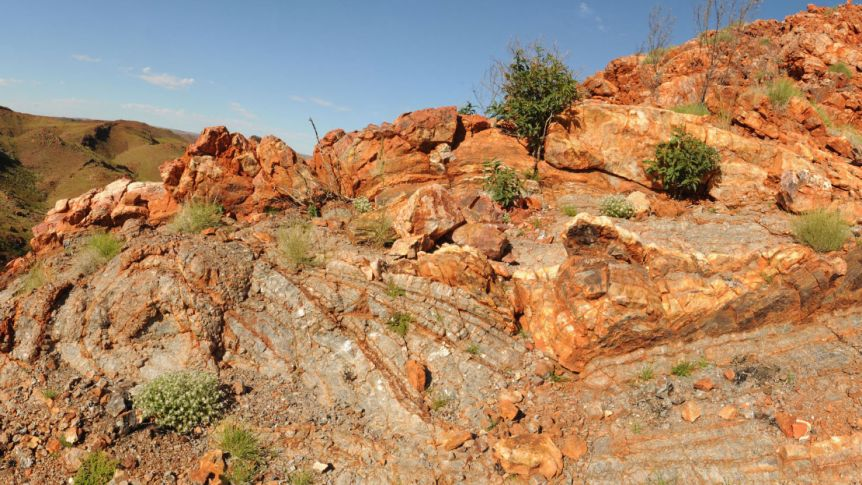 3.5 Billion-Year-Old Rocks Show Traces of 'Ingredients For Life'