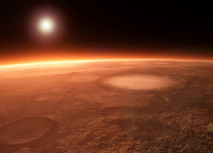 China's Mars Craft Marks An Important Milestone