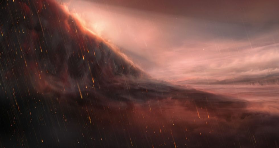 The Remnants Of An Alien World The Size Of A Continent May Be Buried Deep Within Our Planet, Research Shows