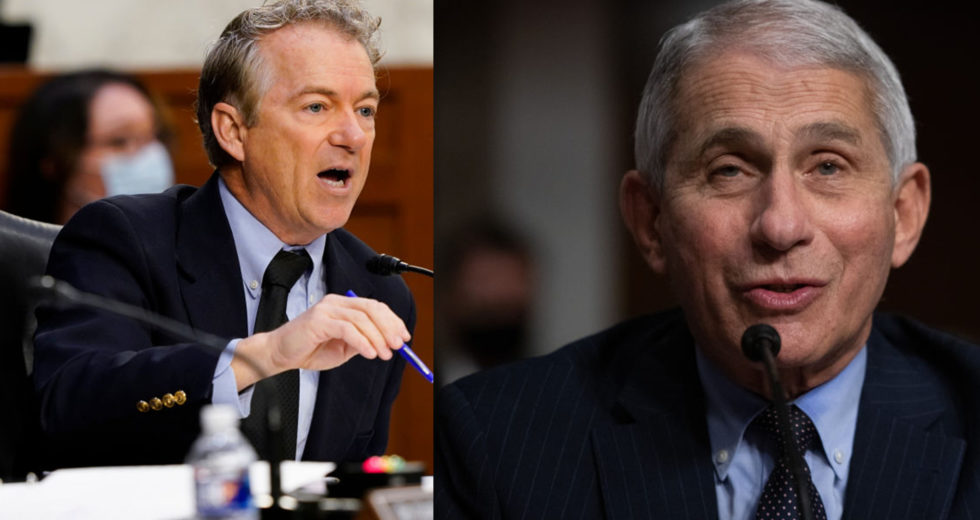 Dr. Anthony Fauci Vs. Sen Rand Paul: The Efficiency Of Wearing Masks