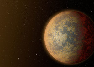 Astronomers Discovered a Planet Close to Us With Extremely Long Days and Eternally Lit Night Skies